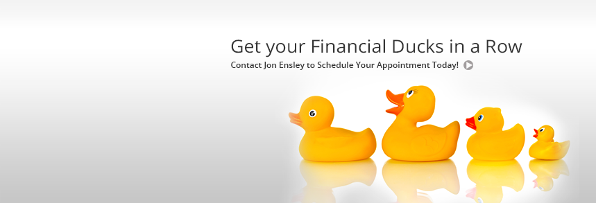 Get your Financial Ducks in a Row